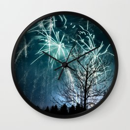 Midnight Wall Clock