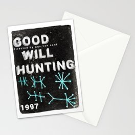 Good Will Hunting   Gus Van Sant Stationery Cards