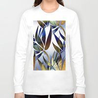 bamboo Long Sleeve T-shirts featuring Bamboo by Artisimo