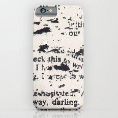 Micro Slim Case iPhone 6s