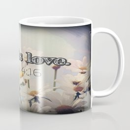 God is Love Coffee Mug