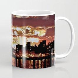 Angry Sunset. Coffee Mug