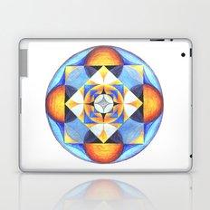 Solar Kaleidoscope (ANALOG zine) Laptop & iPad Skin