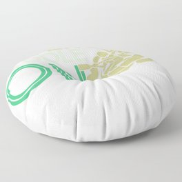 rafting gift raft dinghy raft whitewater Floor Pillow