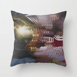 dimetiltriptamina Throw Pillow
