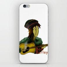 Bob Barley iPhone & iPod Skin