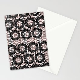 Intricate Chaos II Stationery Cards