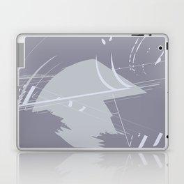 Gray scratchs Laptop & iPad Skin