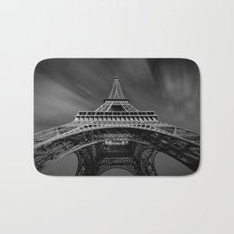 Eiffel Tower Bath Mat