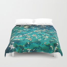 use the sea Duvet Cover