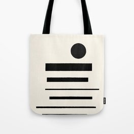 Abstract Composition 11 Tote Bag