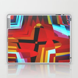 The Cross Laptop & iPad Skin