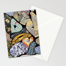 my brain looks different Stationery Cards