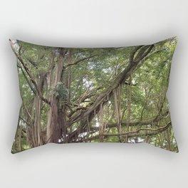 Banyan Beauty Rectangular Pillow