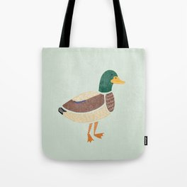 D is for Duck (Text Free) Tote Bag