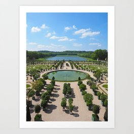 The Orangerie Art Print