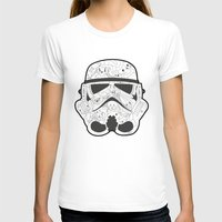 stormtrooper T-shirts featuring Stormtrooper by Santos