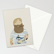 a fine rum Stationery Cards