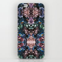 crystal iPhone & iPod Skins featuring Crystal by Kangarui by Rui Stalph