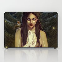 be brave iPad Cases featuring Brave by fridouw