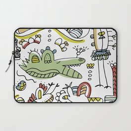 Perfect Duets Laptop Sleeve