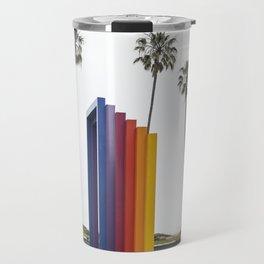 Chromatic Gate, Santa Barbara, California Travel Mug