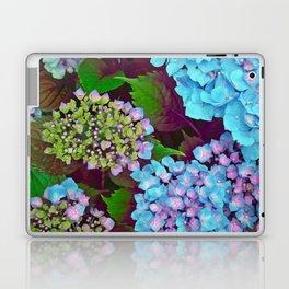 Hydrangea Pink and Blue Laptop & iPad Skin