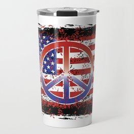 American Peace Travel Mug