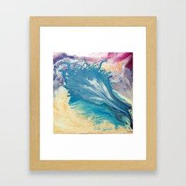 Caracol Framed Art Print