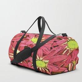 Autumn Mums Duffle Bag