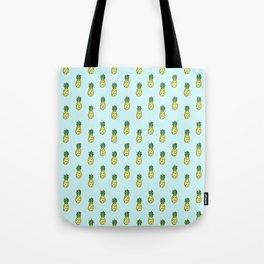 Pineapples 3.0 Tote Bag