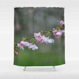 tsunami blossom 7560 Shower Curtain