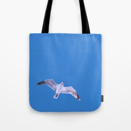Seagull - quote Tote Bag