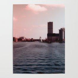 Berlin View Poster