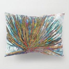 Painted Desert Yucca Plant Pillow Sham