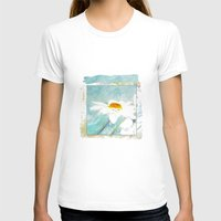 daisies T-shirts featuring Daisies by KarenHarveyCox