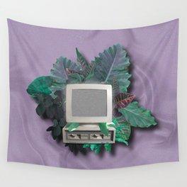 Organic Tech Wall Tapestry