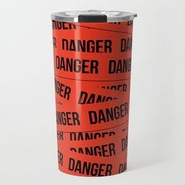 Danger Travel Mug