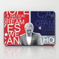 obama iPad Cases featuring Barack Obama by kaseysmithcs