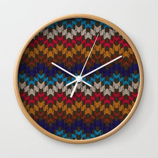Daddy's Sweater Wall Clock