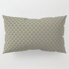 Golden Scales Pillow Sham