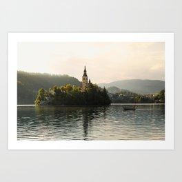 Slovenia III Art Print