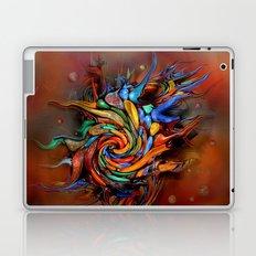 Abstract wash Laptop & iPad Skin