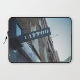 Tattoo Brick Lane Laptop Sleeve