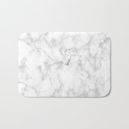 Marble Texture Surface 11 Bath Mat