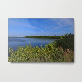 Peacefulness in the Preserve Metal Print