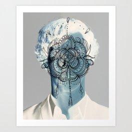Dimensions 2  Art Print