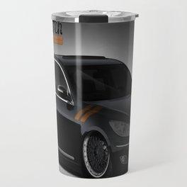 Black Monarch Travel Mug