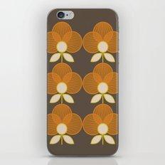 MCM Trois en Orange iPhone Skin