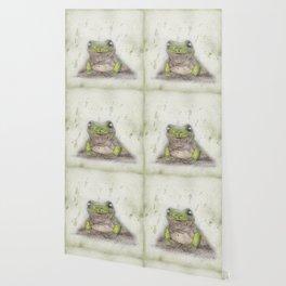 Jeremiah was a bullfrog Wallpaper